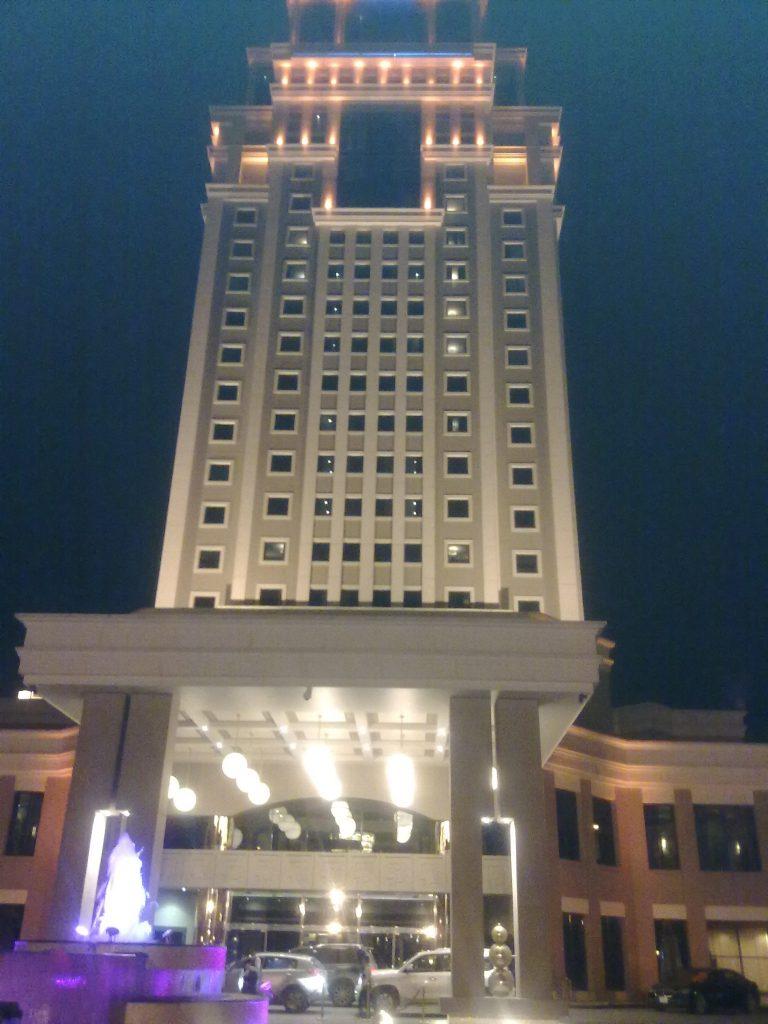 هتل دیوان -اربیل- اقلیم کردستان عراق