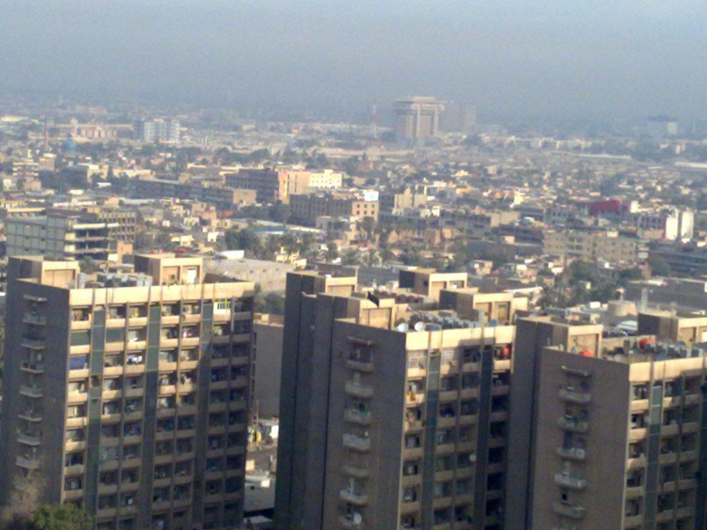 بغداد-مجتمعهای مسکونی سعدون