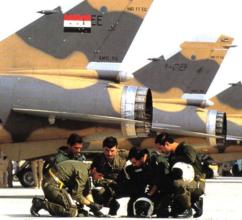 نیروهای مسلح عراق-نیروی هوایی